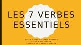 Les 16 Verbes Essentiels