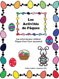 Les Activites de Pâques - French Easter Activities