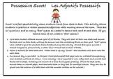 Les Adjectifs Possessifs - Scoot!  (Possessive Adjectives