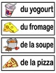 Les Aliments Cartes (Flash Cards)