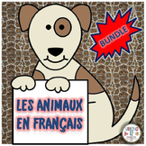 Les Animaux French BUNDLE