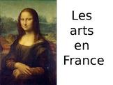 Les Arts en France