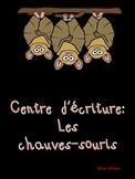 Les Chauves-souris- centre d'écriture