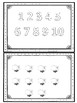 Les Chiffres 1 a 10 - French Numbers 1-10