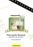 'Les Choristes' Photocopiable Workbook (Advanced Level Act