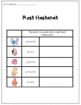 Les Célébrations - Rosh Hashanah & Yom Kippur Unit