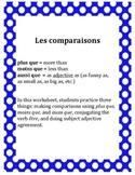 Les Comparaisons
