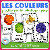 Les Couleurs - French Colors Posters