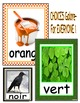 Les Couleurs-Full Size Posters.Lots of Variations-FSL and French Immersion