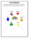Les Couleurs Learning Buddies