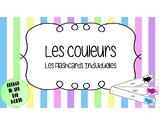French - Les Couleurs en Français - Le Porte-Cles de Vocab