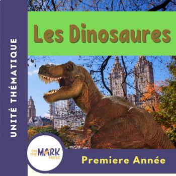 Les Dinosaures 1 - Unité Thématique