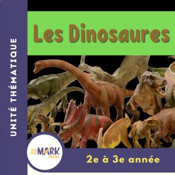 Les Dinosaures 2-3 - Unité Thématique