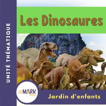 Les Dinosaures JK/SK - Unité Thématique