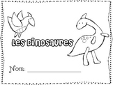 Les Dinosaures- fact book (Francais)