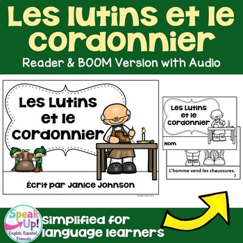 Les Elfes et le Cordonnier ~ Simplified Elves & the Shoema