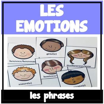Les Emotions - Des Puzzles