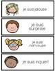 Les Emotions - Flashcards