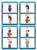 Les Émotions J'ai… Qui a..? Vocabulary Card Game- French E