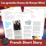 Les Grandes Fesses de Kanye West
