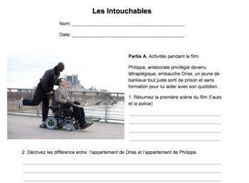 les intouchables free movie