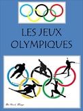 Les Jeux Olympics - (FRANCAIS)