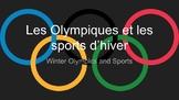 Les Jeux Olympiques d'Hiver 2018