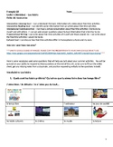 Les Loisirs Vocabulary and Resource Packet