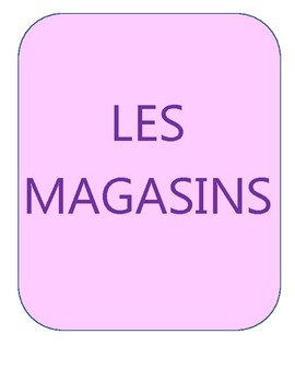 Les Magasins - French Specialty Stores