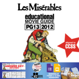 Les Misérables Movie Guide (PG13 - 2012)