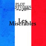 Les Miserables - Plot Studies (Graphic Organizers)