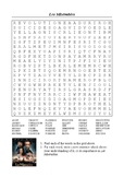 Les Misérables - Word Search Puzzle
