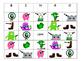 Les Monstres et Le Corps BINGO - Body Vocabulary Bingo in French