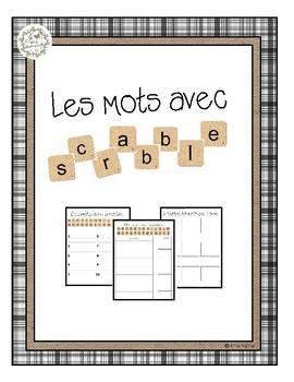 Les Mots Avec Scrabble