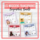 Les Musiciens Francophones - Francophone Musicians French