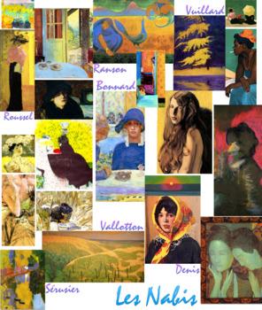 Les Nabis - Nabi Artists - Symbolism - Art History - FREE POSTER