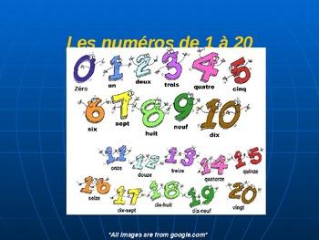 Les Numeros