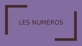 Les Numéros