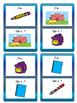 Les Objets de la Salle de Classe-J'ai/Qui a ? Card Game Fr