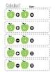 {Les Pommes Partout!} Les activités de math et langage pour l'automne