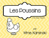 FRENCH - Les Poussins Emergent Book