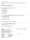 Les Relatifs - Qui, Que, Où, Dont - Lesson + Excercises