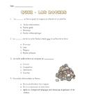 Les Roches et Minéraux Quiz 4e