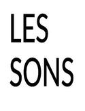 Les Sons