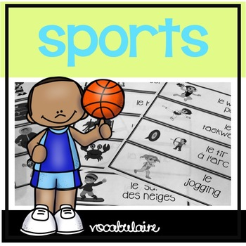 Les Sports - Flashcards