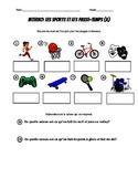Les Sports et les Passe-temps (Vocab Quiz)