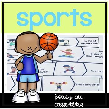 Les Sports - Jouez au casse-têtes