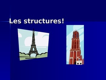 Les Structures 3e annee