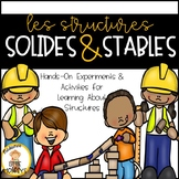 Les Structures: Strong and Stable Structures Unit in French