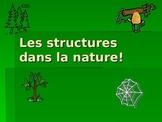 Les Structures dans la Nature